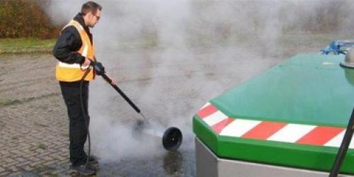 Milieuvriendelijke onkruidbestrijding